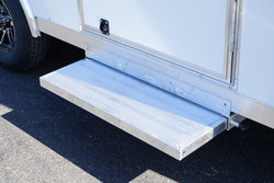 Aluminum Slide Out Step