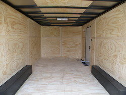 "3/8"" Plywood Walls"